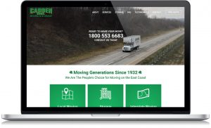 Cadden Moving & Storage Portfolio Item