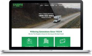 Cadden Moving & Storage Portfolio Item