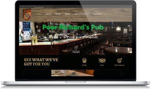 Poor Richards Pub Portfolio Item