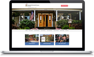 rmh scranton website